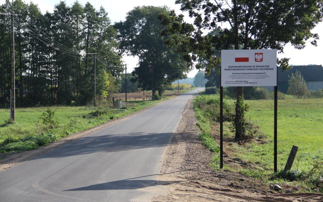 15 km nowych dróg w Gminie Tykocin :)