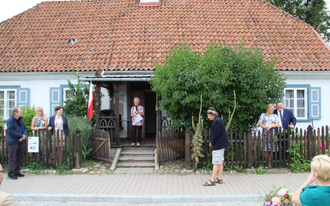 Gmina Tykocin wspiera remont zabytkowego domu przy placu Czarnieckiego 10 w Tykocinie